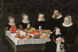 Poster Mc Donald Family | 30 x 40 cm