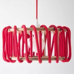 Pendant Lamp Macaron | Red