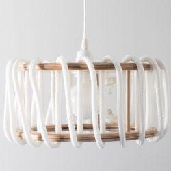 Hanglamp Macaron | Wit