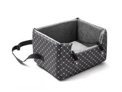 Autositz für Haustiere Medium | Grau