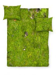Foonka Double Bedlinen Set | Moss-160 x 220 cm
