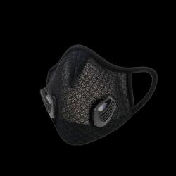 Mundmaske  Waschbar | Schwarz