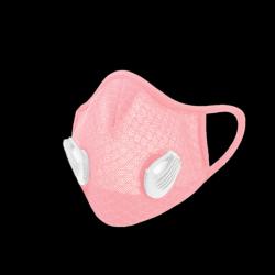 Mundmaske  Waschbar | Rosa