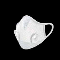 Mundmaske  Waschbar | Weiß