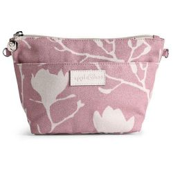 Medium Make-up Tas Magnolia Glinster Roze