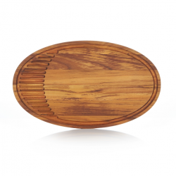 Chopping Board Lingus Teak | Medium