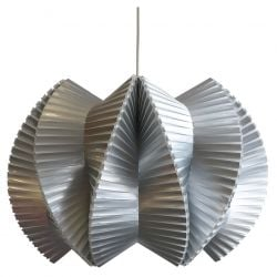 Pendant Lamp Vault Medium | Silver