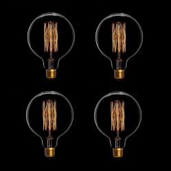 Mega Edison Bulb | Set of 4