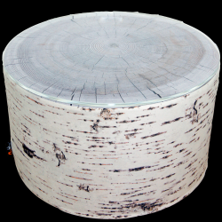 Birch Coffee Table Outdoor Dry Foam