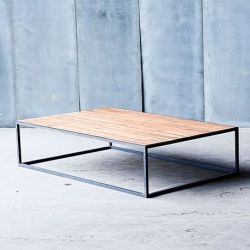 Mesa II Coffee Table | Rectangular
