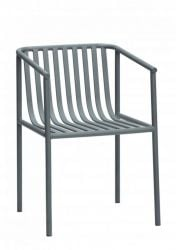 Chair Metal | Grey