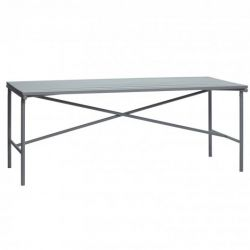 Dining Table Metal | Grey