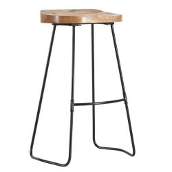 Bar Stool Romboss | Saddle Seat