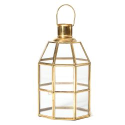 Candle Holder Newton | Brass