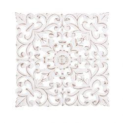Wand-Medaillon Bianci | Weiß
