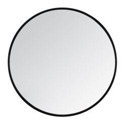 Runder Spiegel 71 cm Tivoli | Schwarz