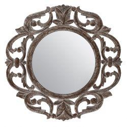 Spiegel Alba | Grau