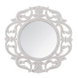 Miroir Alba | Blanc