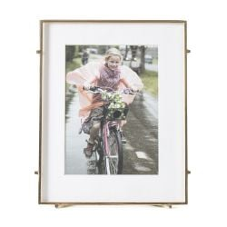 Square Photo Frame Barin 57 | Gold