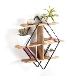 Wall Shelf Tignes | Black