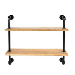 Wall Shelf Terville Pipe