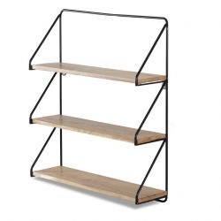 Wall Shelf Leon | Black