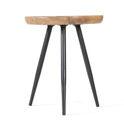 Small Side Table Chervey Tri Pin