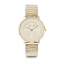 Woman Watch Mia 34 | Mesh Gold