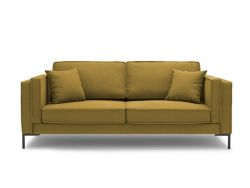 3 Seater Sofa Attilio | Yellow