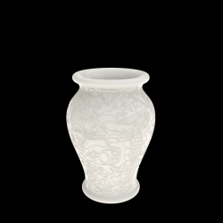 Planter Ming | White