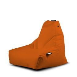 Pouf Mini-B Enfants | Orange
