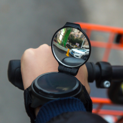 Rotating Mountain Bicycle Mirror