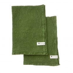 2er-Set Handtuch Waffly | Forrest
