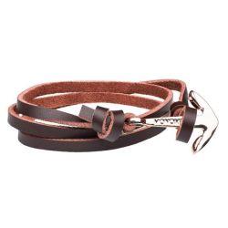 Anchor Armband | Hellbraun
