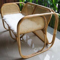 2-Sitzer-Aussen-Sofa Zorba | Natur