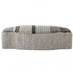 Pouf Mangas Original Campana MP3N | Natural