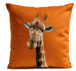 Pillow Cover | Girafe