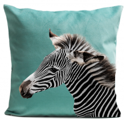 Pillow Cover | Zebra