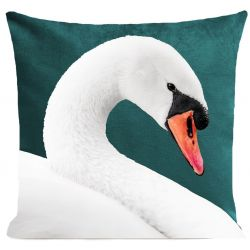 Pillow Cover | Swan
