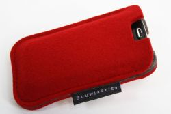 Mobile Phone Cover Red
