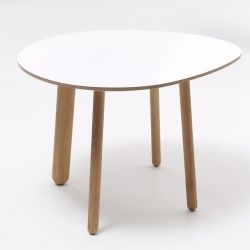 Morris Table White