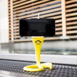 Flexible Phone Mount | Yellow