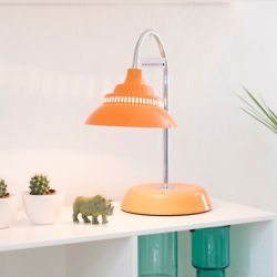 Big Table Lamp | Orange