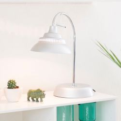 Big Table Lamp | Metallic