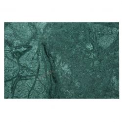 Dining Table Top Mood  | Green Marble