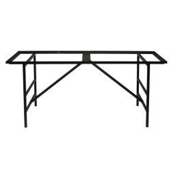 Mood Dining Table Legs | Black
