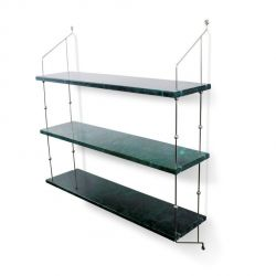 Shelf Morse | Green Marble