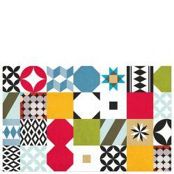 Vinyl Mat Mosaic Tiles