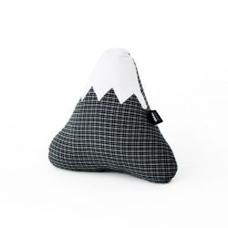 Mountain Cushion | Old Print