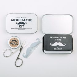Kit de Toilettage Moustache